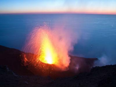 """""""Оранжевая"""" угроза: в Исландии ждут извержения Бардарбунги"""