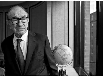 Гринспен: США уязвимы перед внешними шоками
