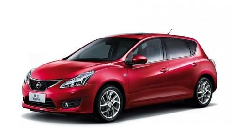 Выпуск Nissan Tiida в Ижевске