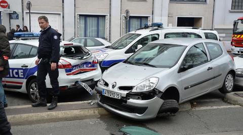 Во Франции арестованы двое нападавших на редакцию Charlie Hebdo
