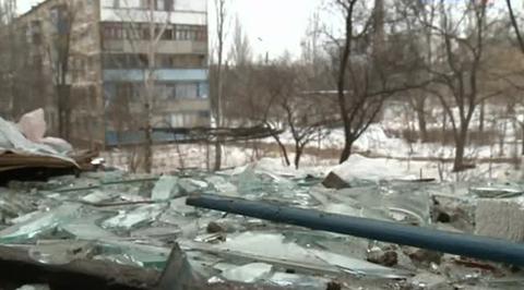 Украинские войска обстреливают ДНР из танков и минометов