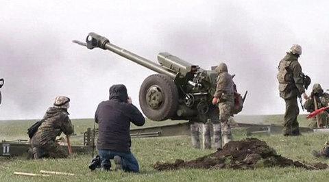 Разведка ДНР обнаружила у силовиков оружие, запрещенное Минскими соглашениями