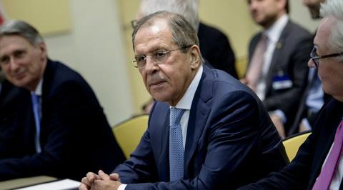 Лавров призвал ЕС содействовать выполнению Киевом минских договоренностей