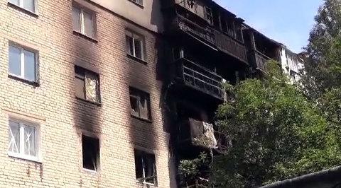 Жители Донецка боятся возобновления боевых действий