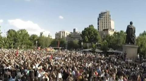 Полиция Еревана запретила протестующим занимать новые улицы