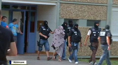 Взрыв на заводе во Франции: арестованы жена и сообщник террориста