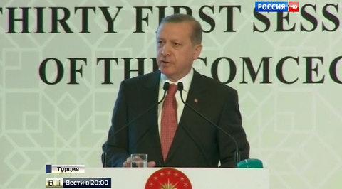 Ложь в турецком исполнении: Эрдоган