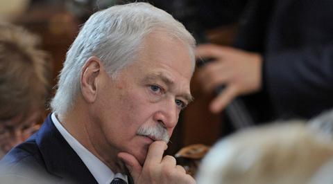 Грызлов: особый статус Донбасса нужно закрепить по