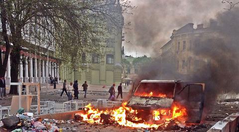 Совет Европы: виновные в одесской трагедии не осуждены из-за плохого расследования