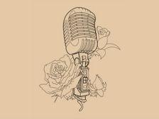Возможно, микрофоны будущего будут продаваться в виде переводных татуировок ((иллюстрация Skykittens/Deviantart). )