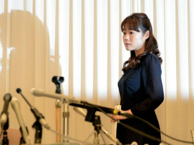 Харуко Обокато, ведущий автор скандального исследования о стволовых клетках (фото Asahi Shimbun).