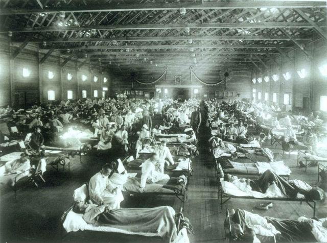 "В случае пандемии ""Тамифлю"" может и не спасти человека от серьёзного заболевания и смерти (фото Wikimedia Commons)."