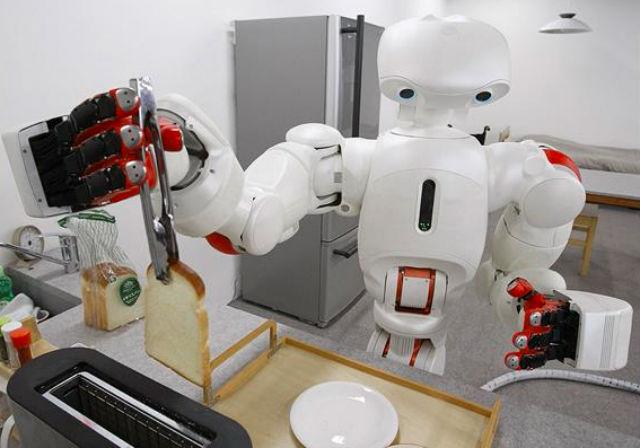 Бюджетные бытовые роботы изменят жизнь хозяек