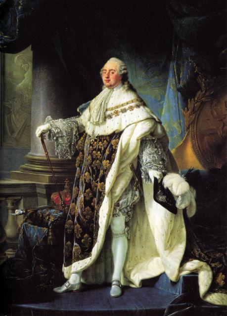 """Людовик XVI обладал высоким ростом и голубыми глазами, а носитель """"поддельной"""" ДНК был кареглазым и невысоким (фото Wikimedia Commons)."""