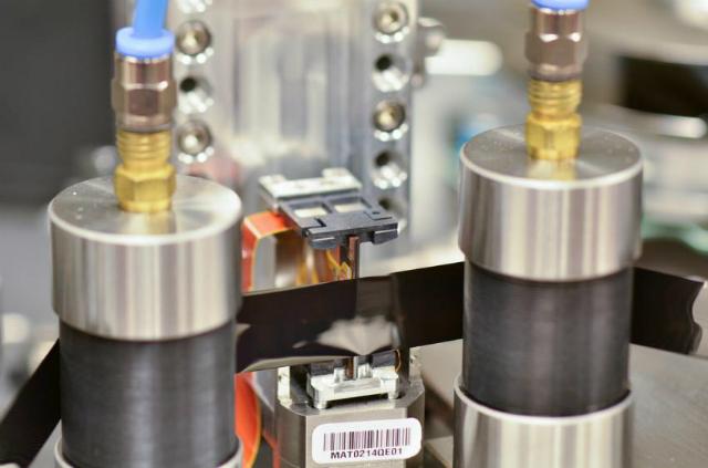 Новая записывающая головка рассчитана на работу с частицами феррита бария