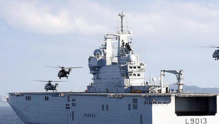 Владивосток снова вышел в море