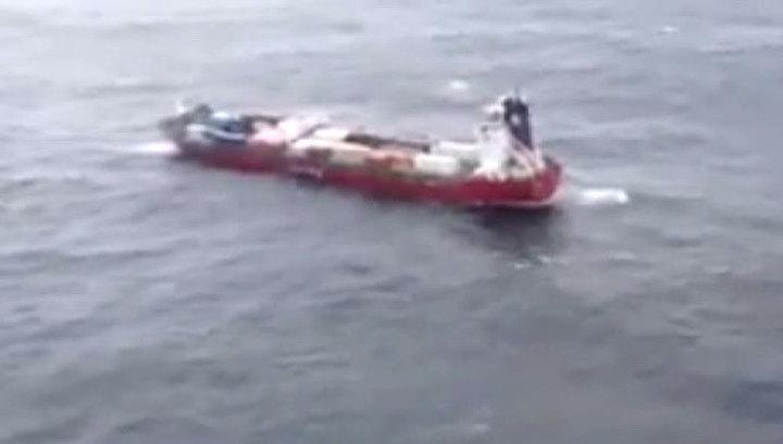 Вести ru корабль береговой охраны сша