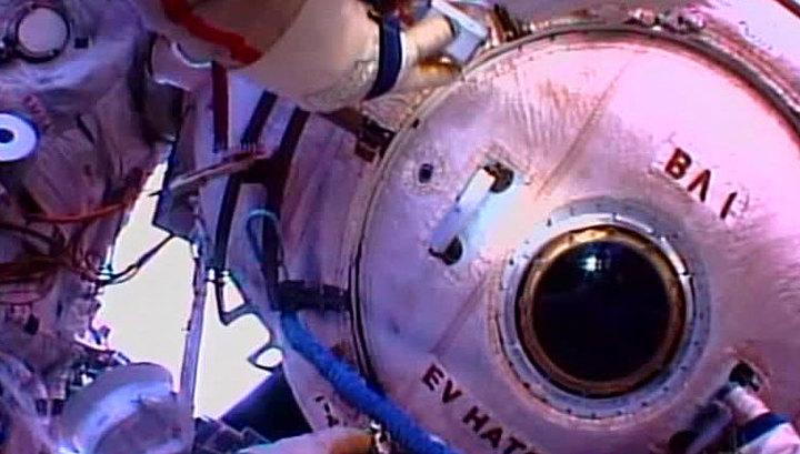 Санитарный выход в открытый космос