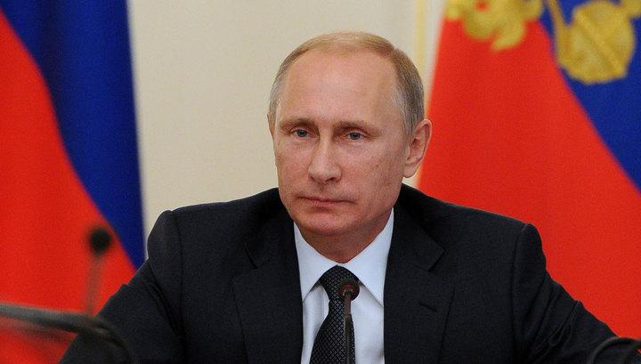 ВЦИОМ: деятельность Владимира Путина одобряют 90% россиян