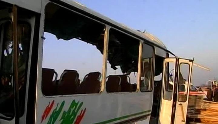 Не повезло немного армянам: В аварии пассажирского автобуса под Тулой погибли семь человек