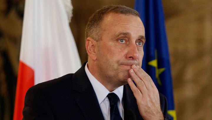 Польская общественность крайне возмущена высказыванием Схетыны об Освенциме