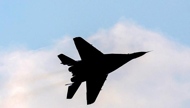 В Воскресенском районе Подмосковья разбился МиГ-29