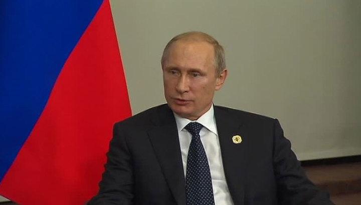 Россия не допустит уничтожения ополченцев.