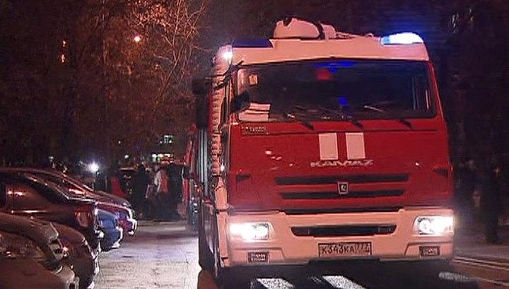 В районе Москва-сити произошла серия взрывов газа