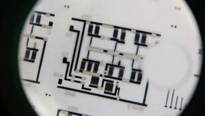 гибких электронных схем