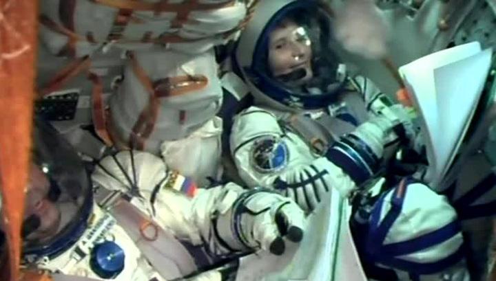 Новый экипаж на МКС: две кухни