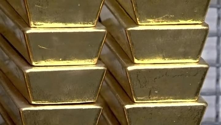 В хранилищах Нацбанка Украины золото подменили свинцом, покрытым краской