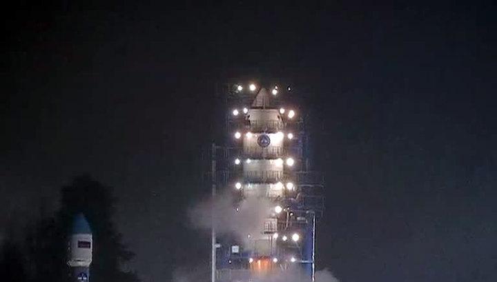 Запуск спутника «Глонасс-К» прошел в штатном режиме