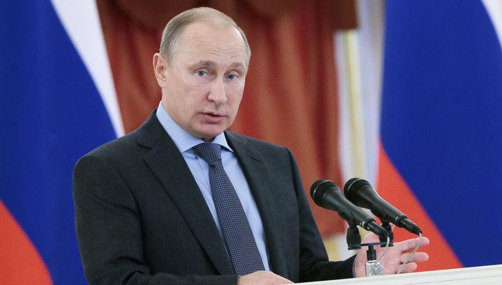 Путин: следующий год будет непростым