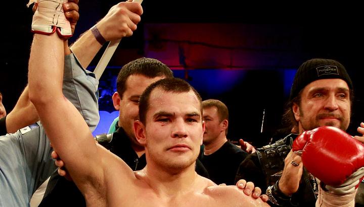 Бокс федор чудинов одержал победу над