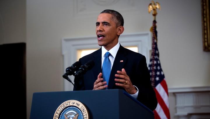 Обама подписал законопроект о санкциях против России и военной помощи Украине