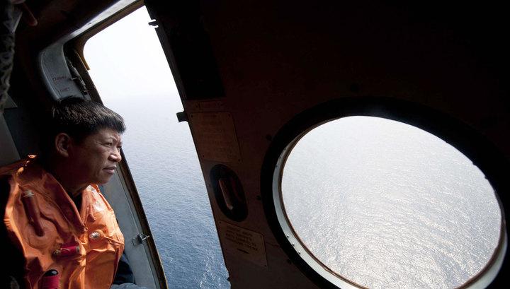Исчезновение boeing в азии 17 суток назад