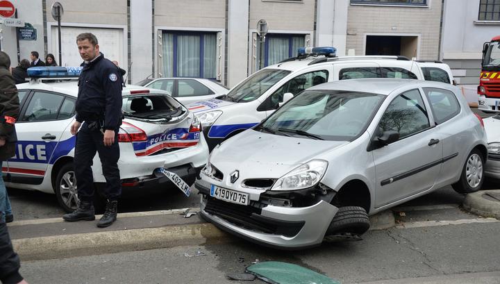 После бойни в Париже во французские мечети полетели гранаты и пули