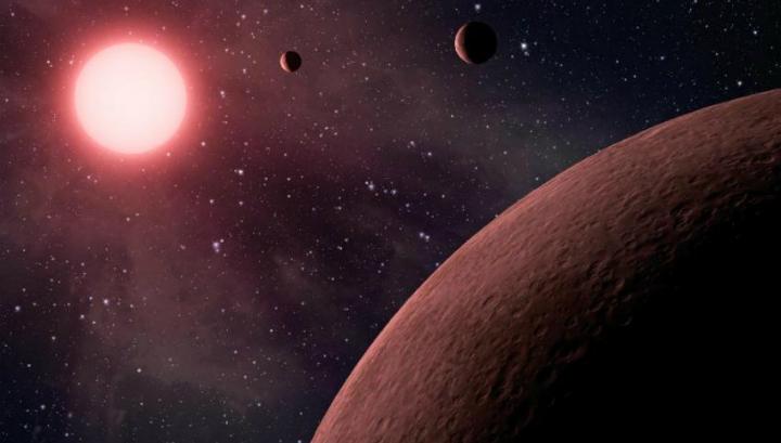 Планеты за пределами Солнечной