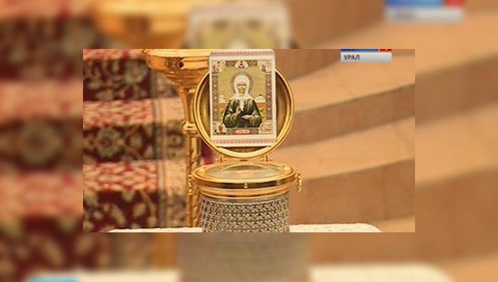 какую икону привезли в пермь:
