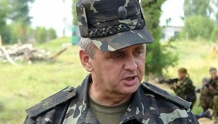 Генштаб украины признал что