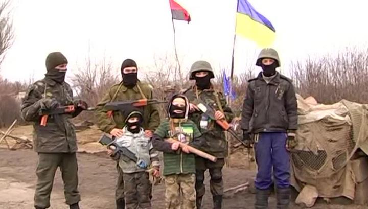 В украинские школьные учебники