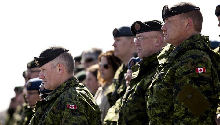 Канада направит на Украину своих военнослужащих. Просто. Для помощи в установлении демократии
