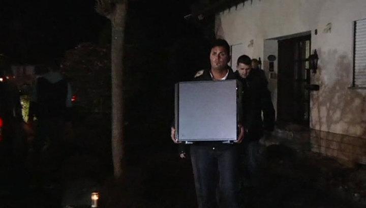 Расследование крушения Airbus А320: полиция нашла в доме Любитца важную улику
