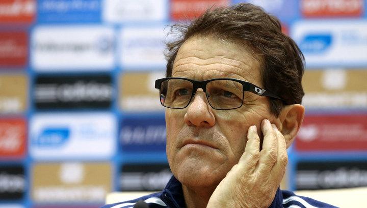 Бывшего тренера сборной России Фабио Капелло зовут в Америку