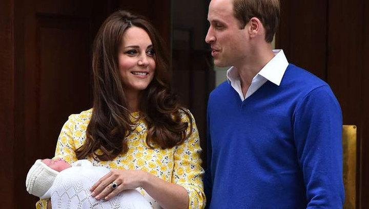 Маленький принц и его родители плюс сестричка Xw_1088404