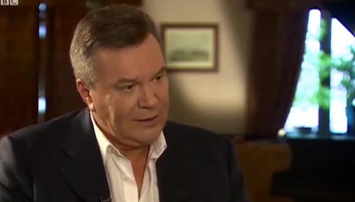 Янукович против Украины: ЕСПЧ зарегистрировал иск бывшего президента