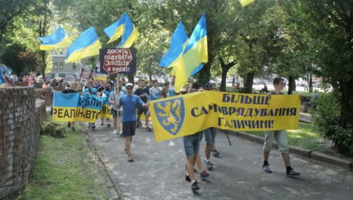 Запад Украины - новый геморрой для Киева