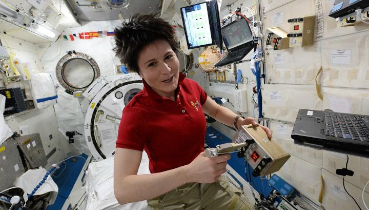 Кожа астронавтов истончается на 20% после полугода пребывания на орбите Xw_1124365