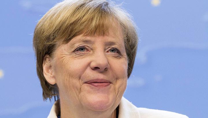 Меркель: Германия поможет Турции вступить в ЕС