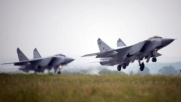 На полуострове Камчатка исчез без вести МиГ-31